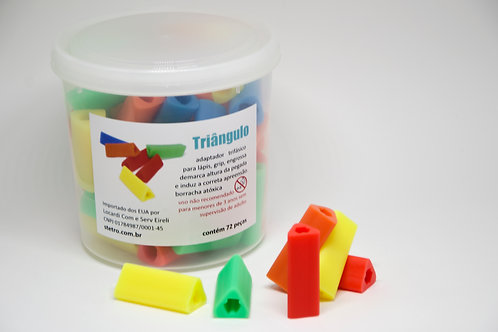 Triângulo - 72 peças