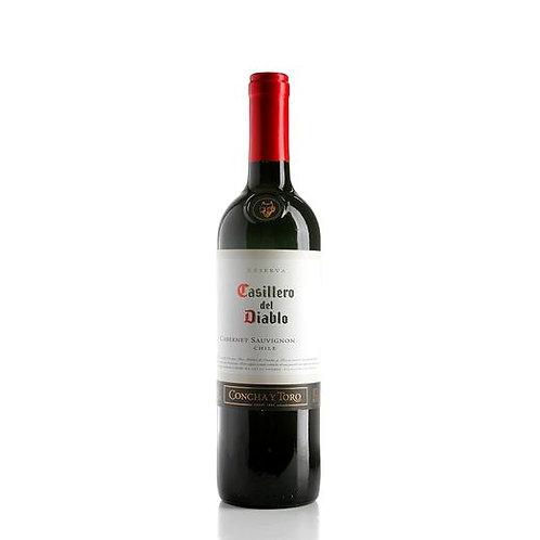 Vinho Tinto seco Casillero Cabernet Sauvignon Chile