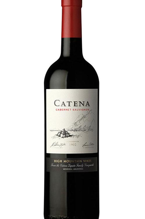 Vinho Tinto seco Catena Zapata Cabernet Sauvignon - Argentina