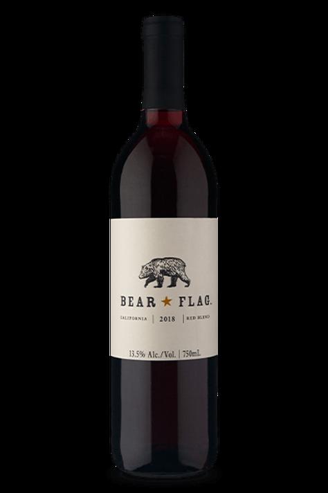 Vinho Tinto seco Bear Flag Red Blend 2018