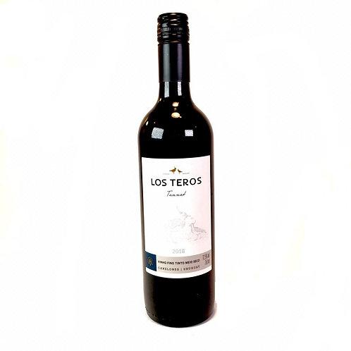 Vinho Tinto seco Los Teros Tannat Uruguai