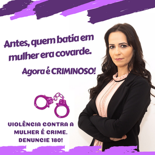 Candidata a Deputada Federal - Paula Cal