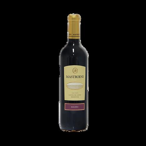 Vinho Mastroeni  Malbec