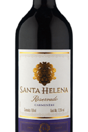 Vinho Tinto Santa Helena ReservadoCarménère
