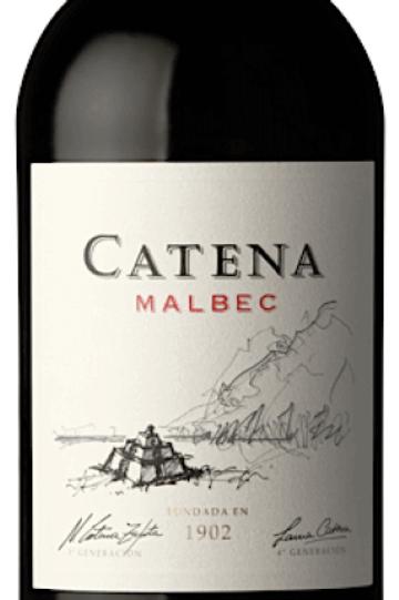 Vinho Tinto seco  Catena Zapata Malbec - Argentina