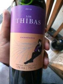 Vinho Tinto seco Los Thibas Carmenere - Chile