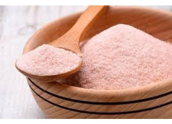 Sal Rosa Fino Fazendinha - 1 kg