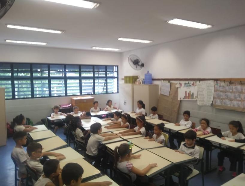 Mindfulness nas Escolas