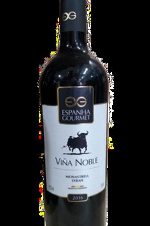 Vinho Tinto Syrah & Monastrell Espanha Gourmet