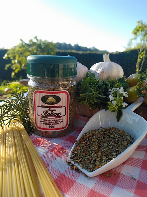 Tempero Italiano da Fazendinha