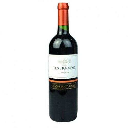 Vinho Tinto seco Concha y Toro Carménerè Chile