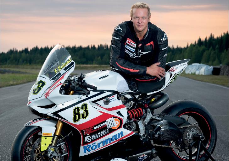 Ivanhoe Racing Team / Fredrik Enlund