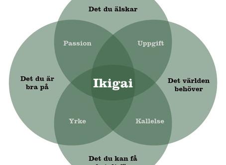 Ikigai - meningen med livet