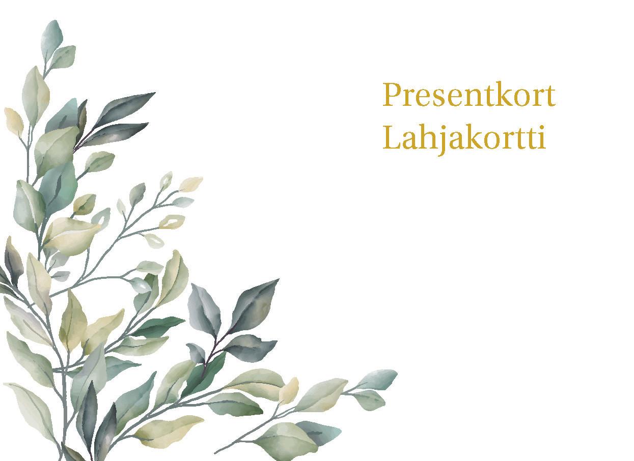 Presentkort SKY-kosmetolog Paula Björklund