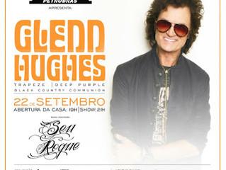 Glenn Hughes no Rio de Janeiro