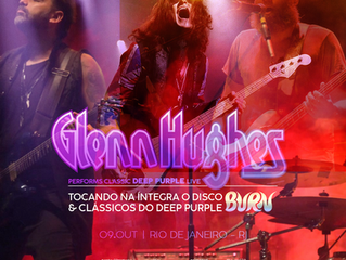 Seu Roque & Glenn Hughes