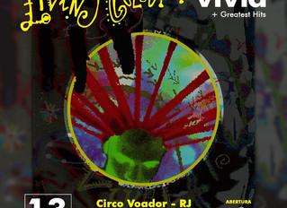 Living Colour  + Seu Roque no Circo Voador
