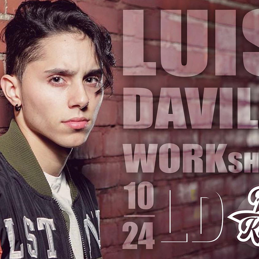 Luis Davila Workshop