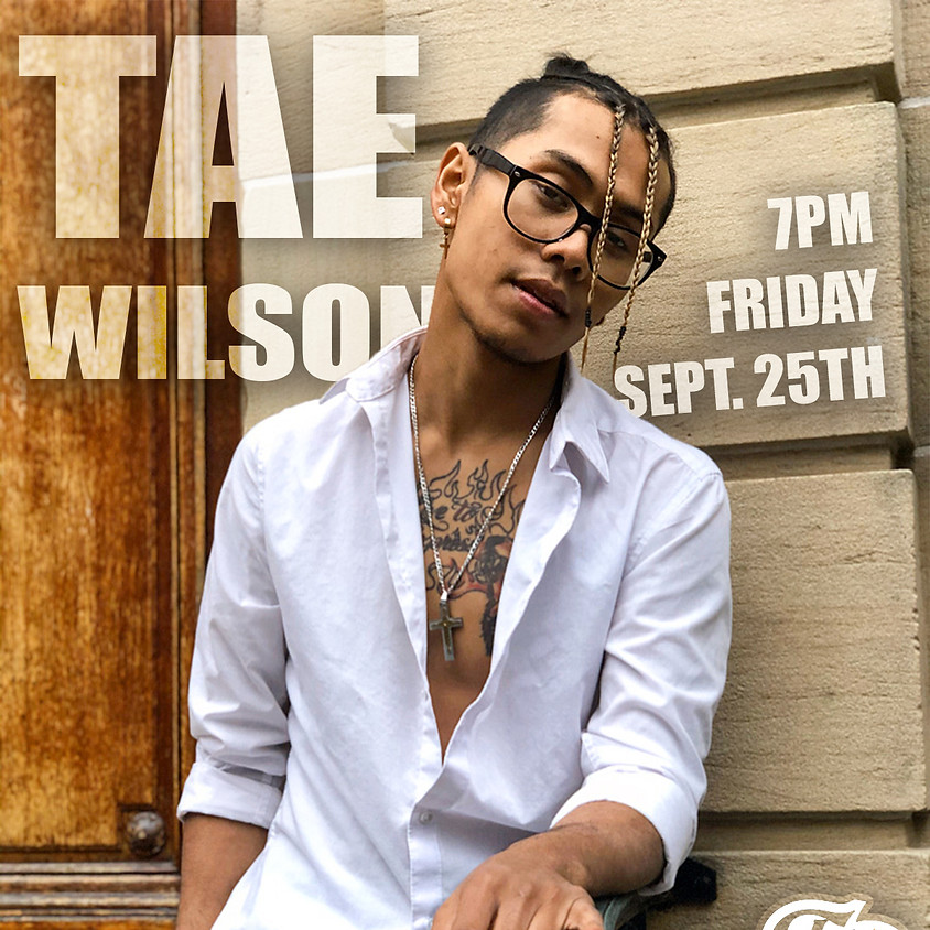 Tae Wilson Workshop @ 7PM