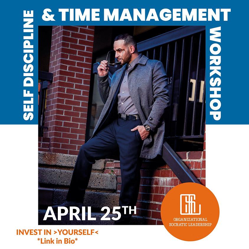 Self Discipline & Time Management Workshop