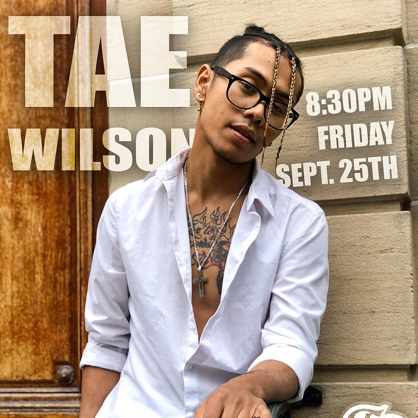 Tae Wilson Workshop @ 8:30PM