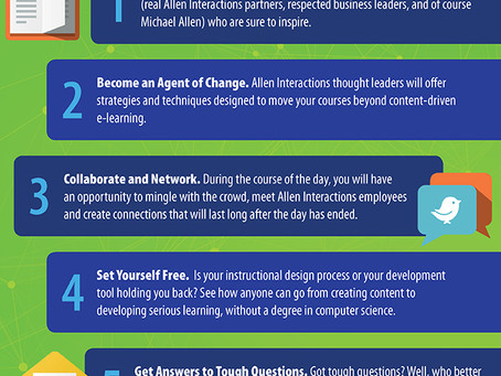 10 Reasons to Join the Allen Interactions Conference in Chicago!