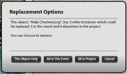 Project-Wide Asset Replacement - A Powerful New Authoring Gesture