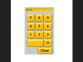 Featured App and Gadget - A Keypad!