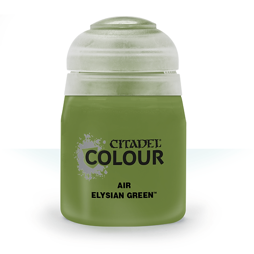 Citadel Colour: Elysian Green Air