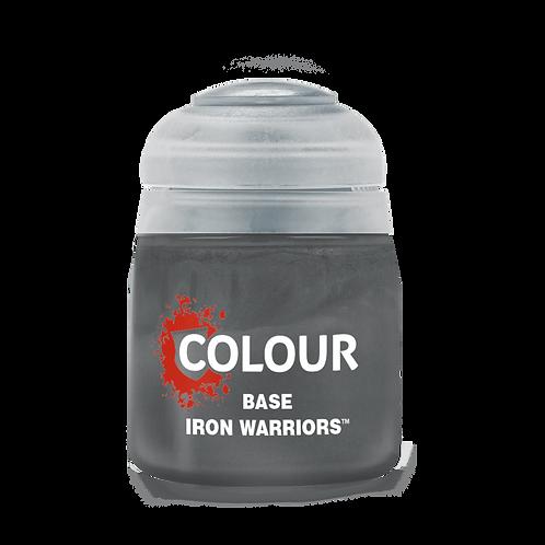 Citadel Colour: Iron Warriors Base