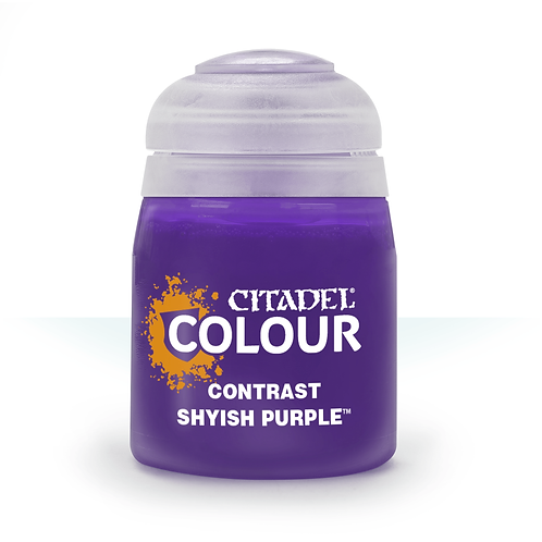 Citadel Colour: Shyish Purple Contrast
