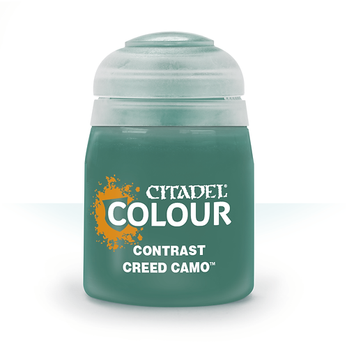 Citadel Colour: Creed Camo Contrast