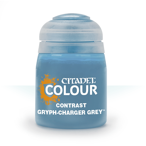 Citadel Colour: Gryph-Charger Grey Contrast