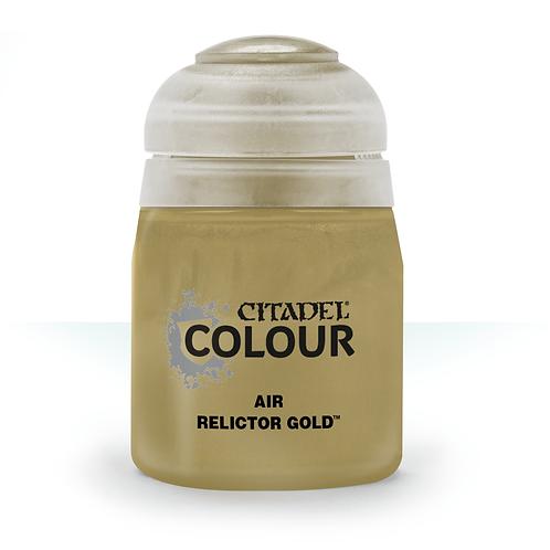 Citadel Colour: Relictor Gold Air