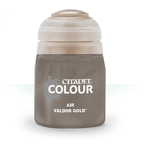 Citadel Colour: Valdor Gold Air