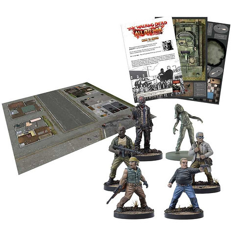 The Walking Dead All Out War: Made To Suffer