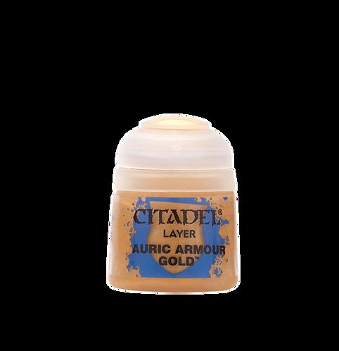 Citadel Colour: Auric Armour Gold Layer
