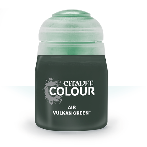 Citadel Colour: Vulkan Green Air