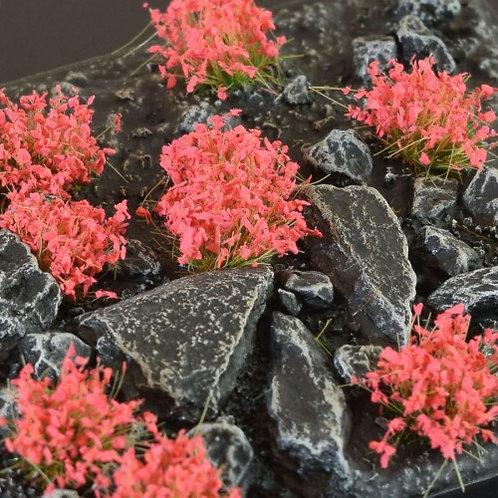 Gamers Grass: Red Flowers Wild Shrubs