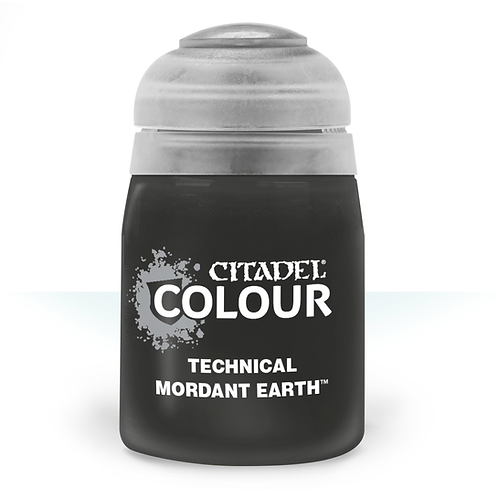 Citadel Colour: Mordant Earth Technical