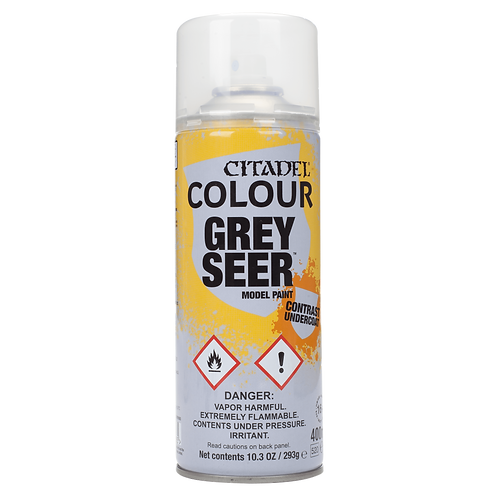 Citadel Colour: Grey Seer Spray
