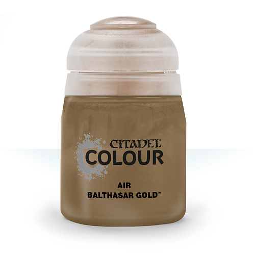 Citadel Colour: Balthasar Gold Air