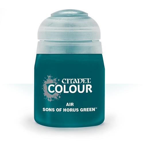 Citadel Colour: Sons of Horus Green Air