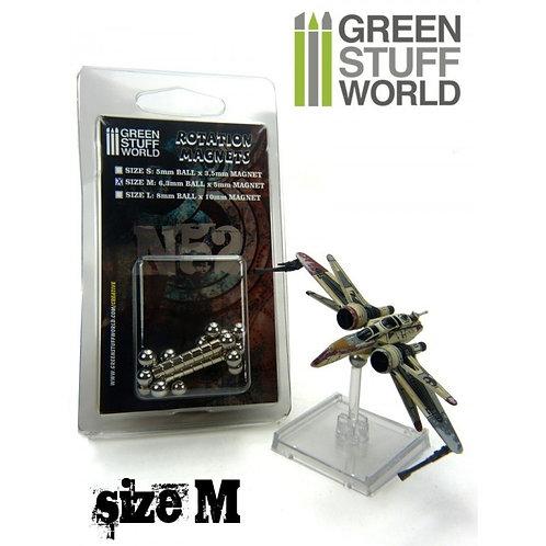 Green Stuff World: Rotation Magnets Size M