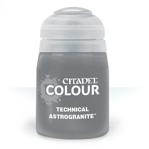 Citadel Colour: Astrogranite Technical