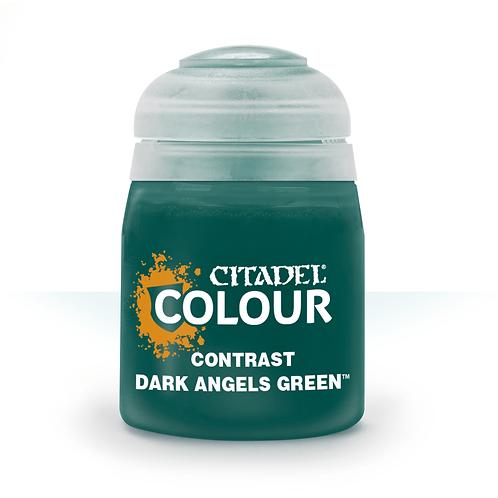 Citadel Colour: Dark Angels Green Contrast