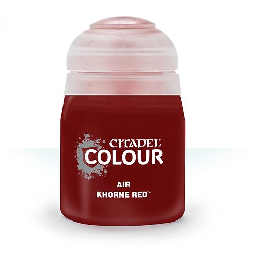 Citadel Colour: Khorne Red Air