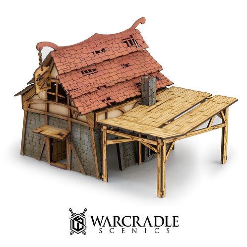 Warcradle Scenics: Gloomburg Blacksmiths