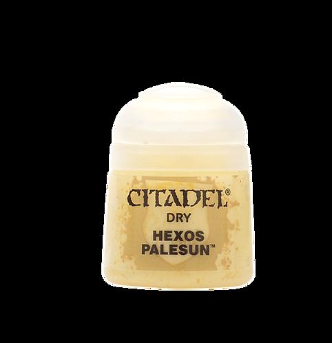 Citadel Colour: Hexos Palesun Dry