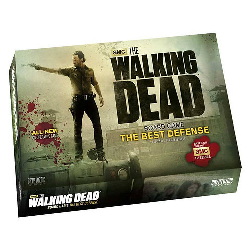The Walking Dead: The Best Defence